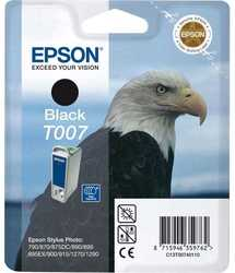 Hp - Epson T007-C13T00740120 Orjinal Siyah Kartuş