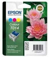 Epson - Epson T014-C13T01440120 Orjinal Renkli Kartuş