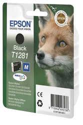 Epson - Epson T1281-C13T12814020 Orjinal Siyah Kartuş