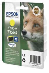 Epson - Epson T1284-C13T12844020 Orjinal Sarı Kartuş