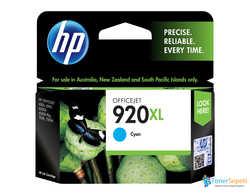 Hp - Hp 920XL-CD972A Orjinal Mavi Kartuş