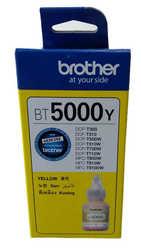 Brother - Brother BT-5000 Sarı Orjinal Mürekkep