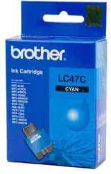 Brother - Brother LC47-LC900 Mavi Orjinal Kartuş
