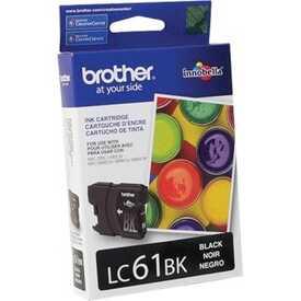 Brother - Brother LC61BK Siyah Orjinal Kartuş