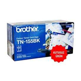 Brother - Brother TN-155BK Siyah Orjinal Toner (Kutusuz)