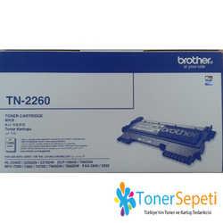 Brother - Brother TN-2260 Orjinal Toner