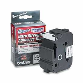 Brother - Brother TZ-S261 Siyah Lamine Etiket (36mm)