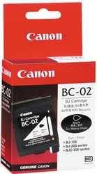 Canon - Canon BC-02 Orjinal Siyah Kartuş
