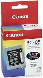 Canon - Canon BC-05 Orjinal Renkli Kartuş