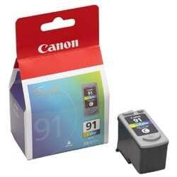 Canon - Canon BC-91 Renkli Orjinal Kartuş