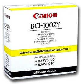 Canon - Canon BCI-1002Y Sarı Kartuş