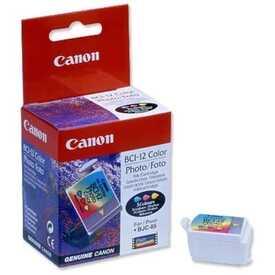 Canon - Canon BCI-12 Renkli Orjinal Kartuş