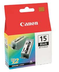 Canon - Canon BCI-15 Orjinal Siyah Kartuş