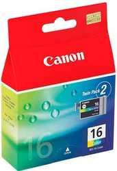 Canon - Canon BCI-16 Orjinal Renkli Kartuş