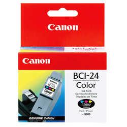 Canon - Canon BCI-24 Orjinal Renkli Kartuş