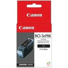 Canon - Canon BCI-3ePBK Foto Siyah Orjinal Kartuş