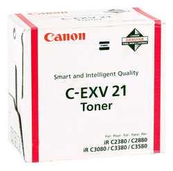 Canon - Canon C-EXV-21 Orjinal Kırmızı Fotokopi Toner