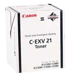 Canon - Canon C-EXV-21 Orjinal Siyah Fotokopi Toner