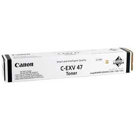 Canon - Canon C-EXV-47/8516B002 Siyah Orjinal Fotokopi Toner