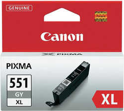 Canon - Canon CLI-551XL Orjinal Gri Kartuş