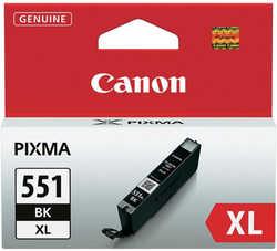 Canon - Canon CLI-551XL Orjinal Siyah Kartuş