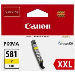 Canon - Canon CLI-581XXL/1997C001 Sarı Orjinal Kartuş