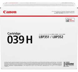 Canon - Canon CRG-039H Orjinal Toner Y.K