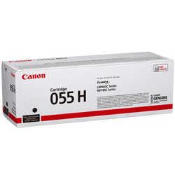 Canon - Canon CRG-055H/3020C002 Siyah Orjinal Toner