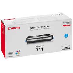 Canon - Canon CRG-711 Mavi Orjinal Toner