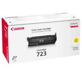 Canon - Canon CRG-723/2641B002 Sarı Orjinal Toner