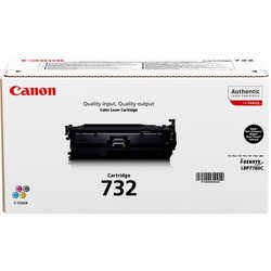 Canon - Canon CRG-732 Siyah Orjinal Toner