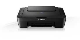 Canon - Canon E414 Inkjet Yazıcı/ Fotokopi+Tarama