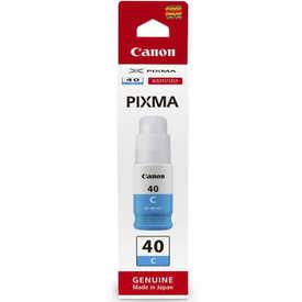 Canon - Canon GI-40C Mavi Mürekkep Kartuşu