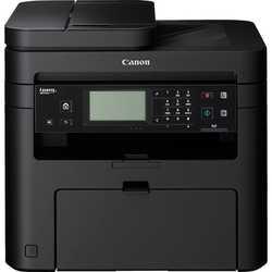 Canon - Canon I-Sensys MF237W Wi-Fi + Tarayıcı + Fotokopi + Faks Mono Çok Fonksiyonlu Lazer Yazıcı