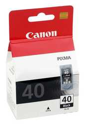 Canon - Canon PG-40 Orjinal Siyah Kartuş