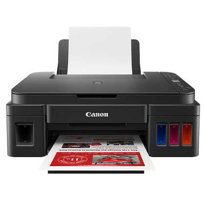 Canon Pixma G3415 Çok Fonksiyonlu Renkli Tanklı Yazıcı