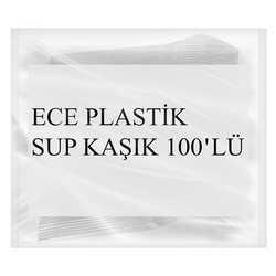 - Ece Eko Sup Kaşık 100'lü Paket