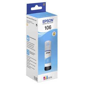 Epson - Epson 106-C13T00R240 Mavi Orjinal Mürekkep