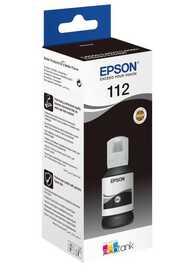 Epson - Epson 112-C13T06C14A Siyah Orjinal Mürekkep