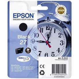 Epson - Epson 27-T2701-C13T27014020 Siyah Orjinal Kartuş