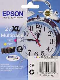Epson - Epson 27XL-C13T27154020 Orjinal Kartuş Avantaj Paketi