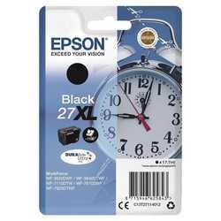 Epson - Epson 27XL-T2711-C13T27114020 Siyah Orjinal Kartuş