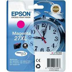 Epson - Epson 27XL-T2713-C13T27134020 Kırmızı Orjinal Kartuş