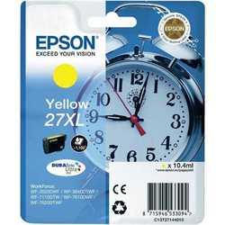 Epson - Epson 27XL-T2714-C13T27144020 Sarı Orjinal Kartuş