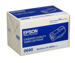 Epson - Epson AL-M300/ C13S050690 Orjinal Toner