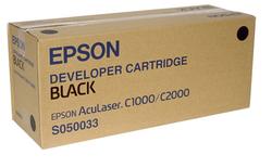 Epson - Epson C1000-C2000/C13S050033 Orjinal Siyah Toner