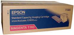 Epson - Epson C2800-C13S051163 Orjinal Kırmızı Toner