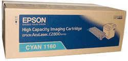 Epson - Epson C2800/C13S051160 Orjinal Mavi Toner YK.