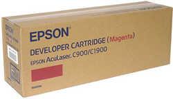 Epson - Epson C900 C13S050098 Orjinal Kırmızı Toner YK.