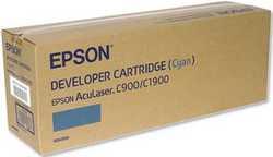Epson - Epson C900 C13S050099 Orjinal Mavi Toner